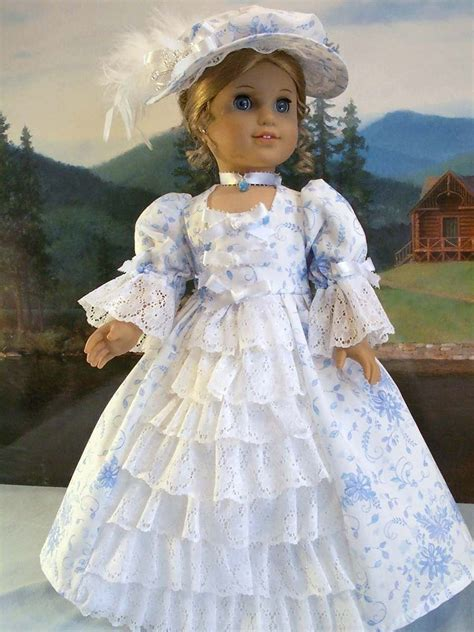 Seller Sourcebook Auctions Templates Image Hosting Ag Caroline Dolls Doll Clothes American Doll Clothes Templates