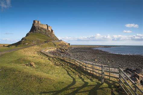 Viewing History Lindisfarne by St Oswald S Way Walk Lindisfarne To Heavenfield In