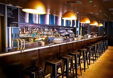 restaurant und bar im scandic malmen in stockholm