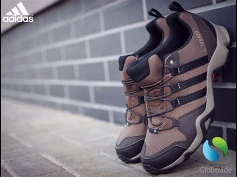 Sepatu Adidas Terrex Brown unboxing review adidas terrex ax2r bb1981