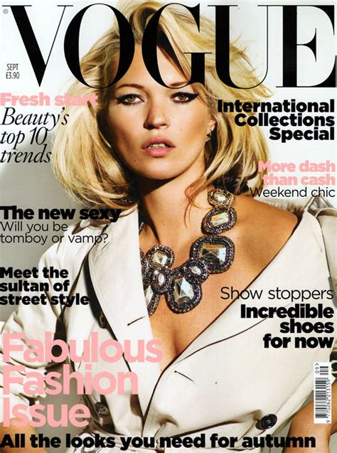 Cbell Kate Moss On The Cover Of Vogue February 2008 by Kate Moss Covers Vogue Uk September 2009 Stylefrizz
