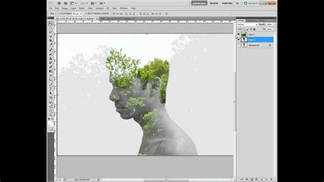 double exposure photoshop tutorial italiano double exposure tutorial just in case any of you were