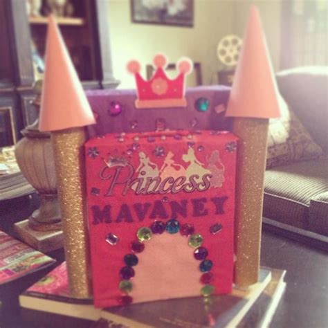 out of the box valentines day ideas princess castle valentines box