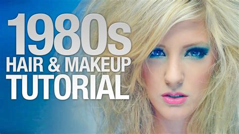 hair and makeup tutorial videos 80s hair and makeup www imgkid com the image kid has it