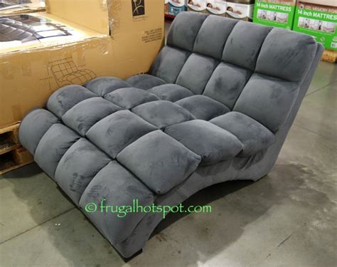 two person chaise lounge costco costco bainbridge chaise lounge 349 99 frugal