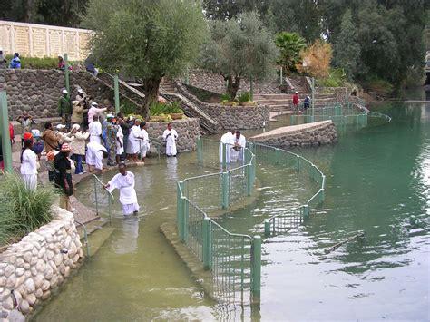 imagenes del jordan geograf 237 a historia y arte 191 d 243 nde fue bautizado jes 250 s