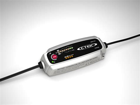 Motorrad Batterie Wird Beim Laden Hei by Ctek Mxs 5 0 Set M8 Ladekabel Led Anzeige Kfz Batterie