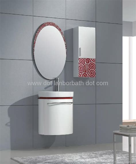 Wooden Mirror Cabinet Bathroom by Modern Wooden Bathroom Mirror Cabinet Fs014 Lanbor Modern