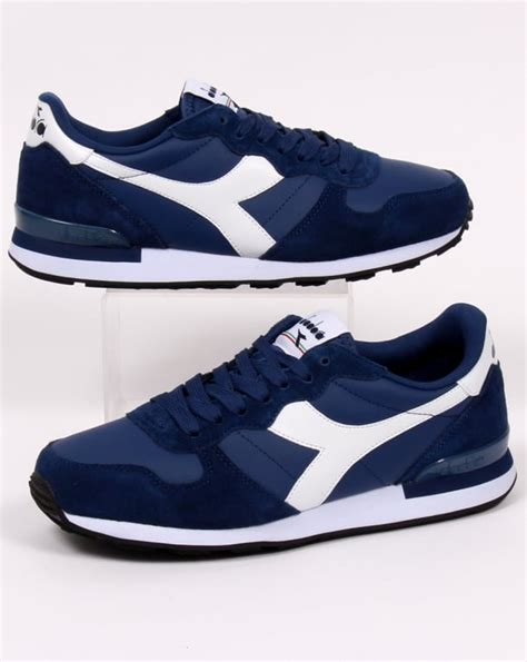 Sandal Diadora New Arrival Gent Navy diadora camaro leather trainers navy white s runners sneakers