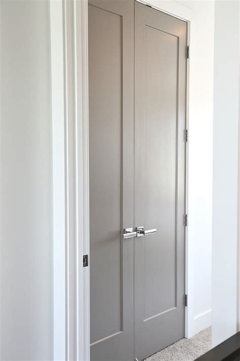 style porte choosing interior door styles and paint colors trends