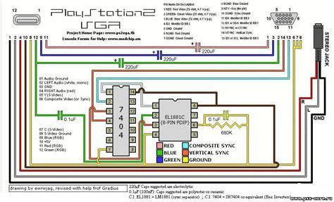 Original Mini Vga To Hdmi Converter St 218 rgb output to tv s vga