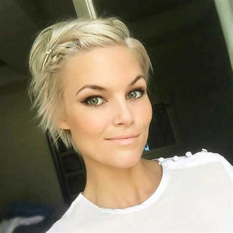is short hair recommended for someone with centrifrugal citrical alopecia 35 best short blonde hairstyles love this hair