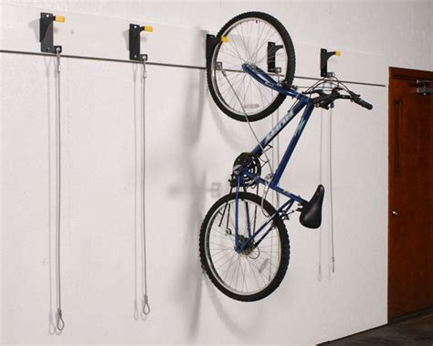 25 great ideas about hanging bike rack on