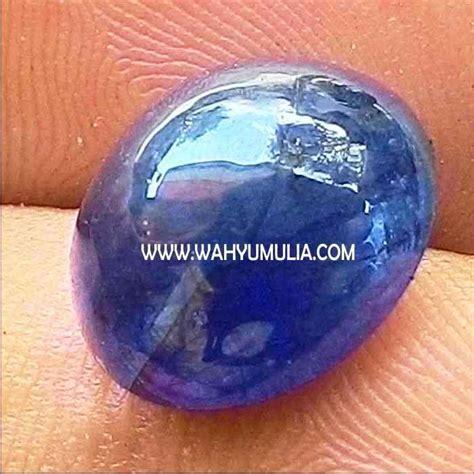Blue Safir Sapphire Birma batu blue safir sapphire warna biru asli srilangka selon