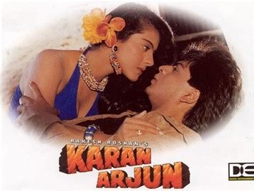 biography of film karan arjun karan arjun movie review by rakesh budhu planet bollywood