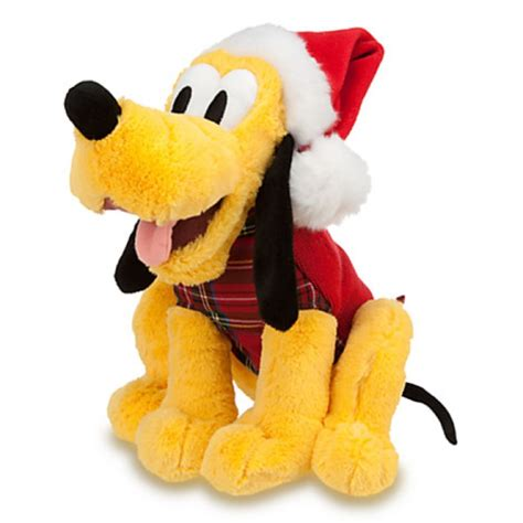 disney store pluto plush holiday pajamas 17 nwt ebay