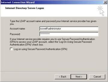 tutorial ldap linux publishing ldap server on isa techgenix