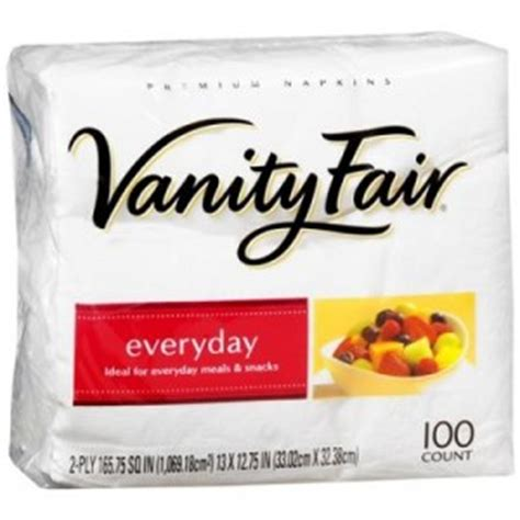 Vanity Fair Tablecloths by Reset 1 00 2 Vanity Fair Napkins On Sale Bogo At