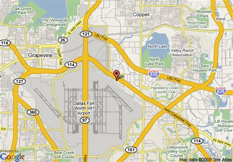 dallas texas airport map map of homestead dallas dfw airport n irving