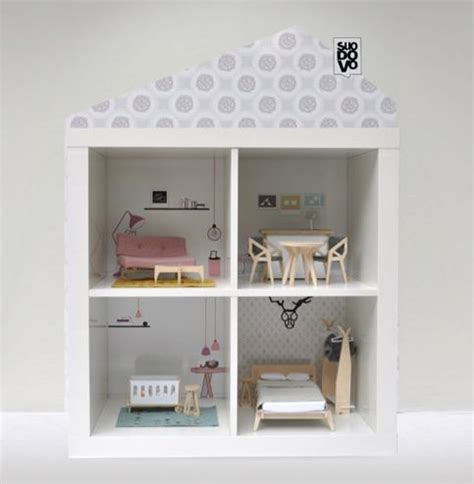 ikea wooden dolls house ikea expedit hacks ikea hacks for kids pinterest creative for kids and dollhouses