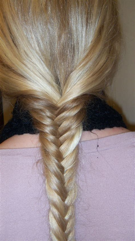 history of fishtail braid hair fish tail braid short hairstyle 2013