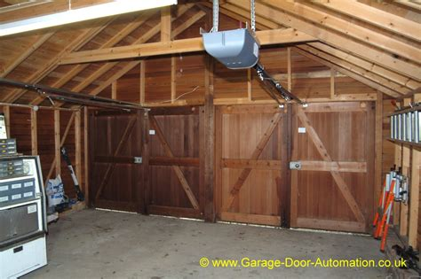Garage Door Opener For Barn Doors Barn Door Garage Doors Side Hinged Barn Doors A