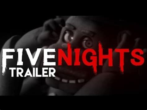s day pelicula trailer five nights at freddy s official trailer trailer