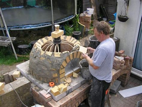 Wood Fired Oven Building Plans