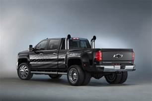 Chevrolet Silverado 3500 2016 Chevy Silverado 3500 Kid Rock Feature Gm Authority