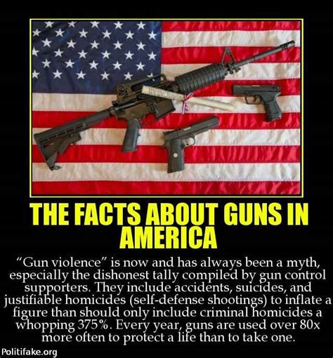 politics the facts about guns in america