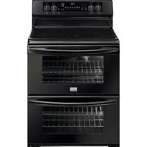 Frigidaire fgef306tmb gallery 7 cu ft double oven electric range