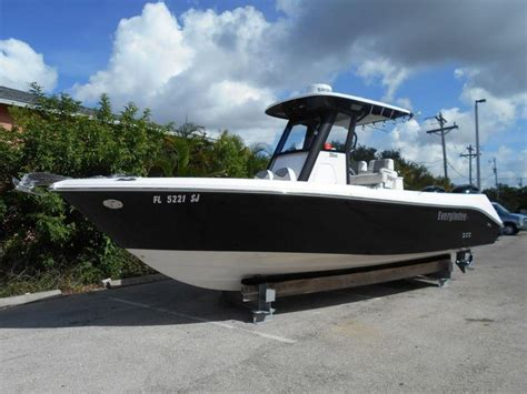 everglades boats in florida everglades 255 cc boats for sale in naples florida