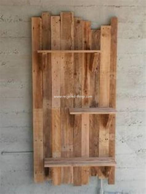 diy projects made with recycled pallet recycled things