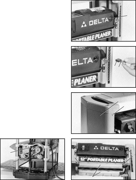 Page 13 Of Delta Planer 22 540 User Guide Manualsonline Com