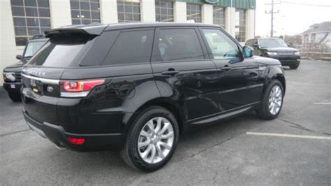 find new 2014 range rover sport hse supercharged 7