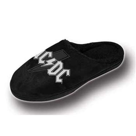 dc house slippers ac dc men house sandals for only 163 17 45 at merchandisingplaza uk