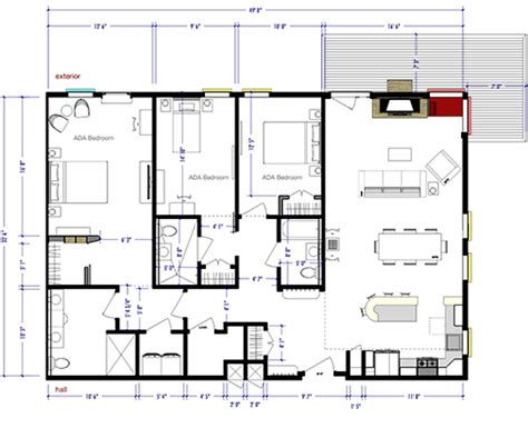 3 Bedroom Units Queenstown Linesync Architecture