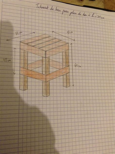 Plan Chaise De Jardin En Palette plan chaise de jardin en palette 5 plan pour tabouret