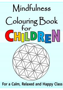 colouring book mp3 mindfulness for children calming behaviour management