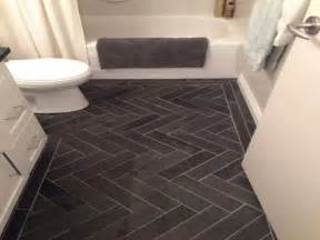 About herringbone tile floors on tile charcoal gray herringbone floor
