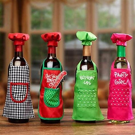 Easy Home Decorating Ideas On A Budget Wine Bottle Christmas Decorations 1000 Ideas About