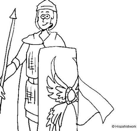 roman army coloring pages roman soldier ii coloring page coloringcrew com