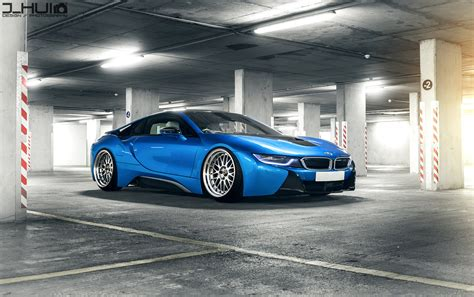 Bmw I8 Stanced By J Hui On Deviantart