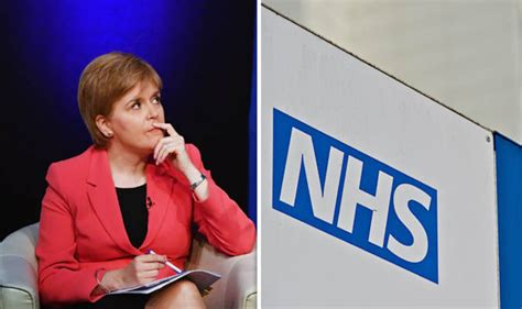 Ways I Could Be A Careless Spender by Snp Blasted For Reckless Spending On Nhs System Uk