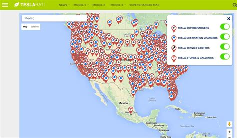 tesla charging stations map electric car supercharger locations car electric brakes elsavadorla