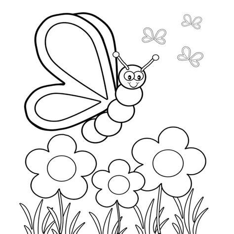 dibujos para pintar juegos de ciencias naturales dibujos de naturaleza 174 para colorear e imprimir
