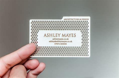 Laser Business Cards