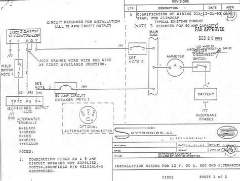 skytronics alternator wiring diagram images wiring