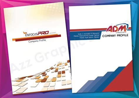 design cover company profile cover company profile