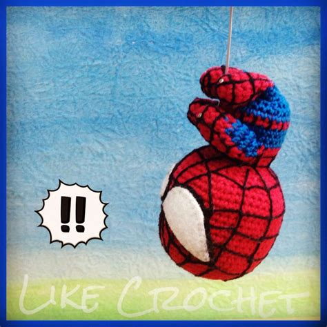 spiderman plush pattern spiderman amigurumi doll crochet pinterest
